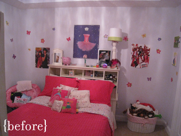 Her Daughter S Room For Her Birthday I Was More Than Thrilled