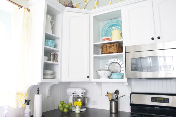 How To Paint Your Kitchen Cabinets Decorative Corbels