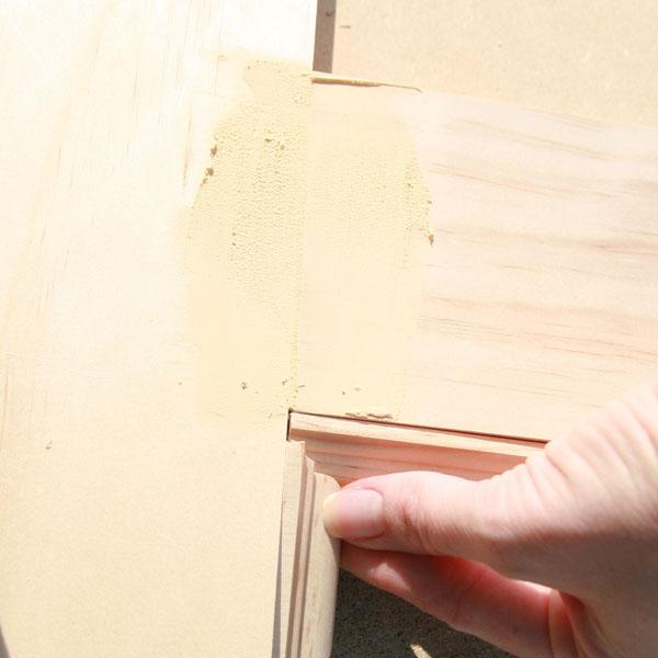 how to build a simple screen door