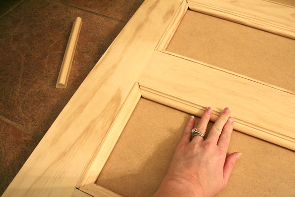 how to make a wooden screen door
