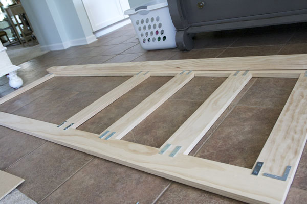 ... Door Plans Download building a heavy duty workbench » woodworktips