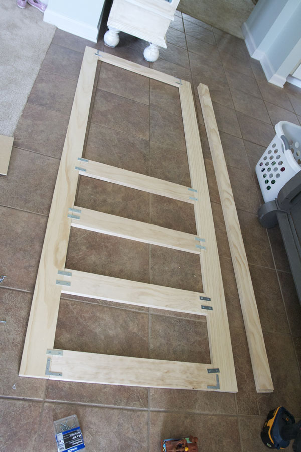 Diy how to build a screen door What can i put on my sideboard