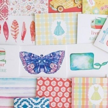 illustrationsstationery