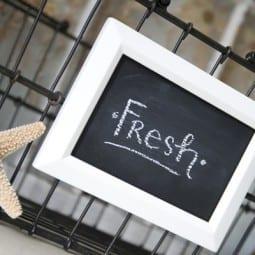 a fresh produce basket vamp-up