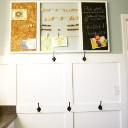 our laundry room : a board and batten how-to