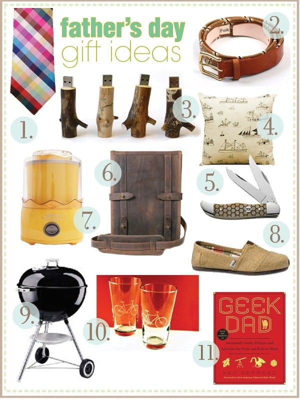 Fathers Day Gift Ideas The Handmade Home