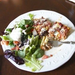 summer fun + the best lasagna recipe in the whole entire world