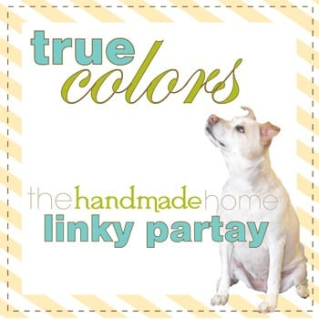 true colors : the handmade home linkay partay