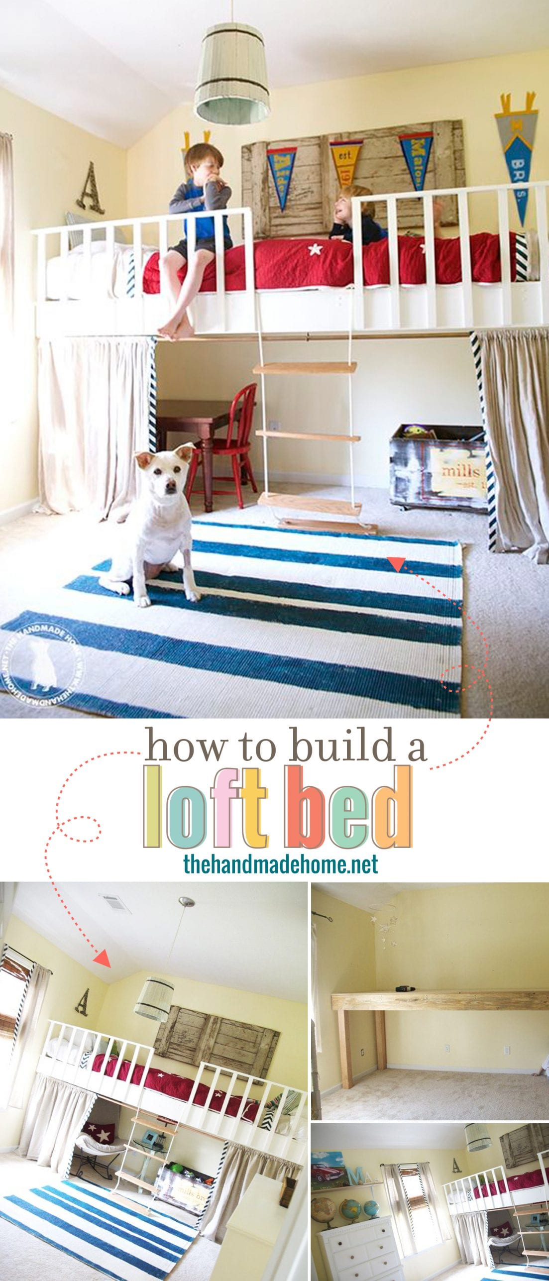 How To Build A Loft Bed An Easy Step By Step Anyone Can Do