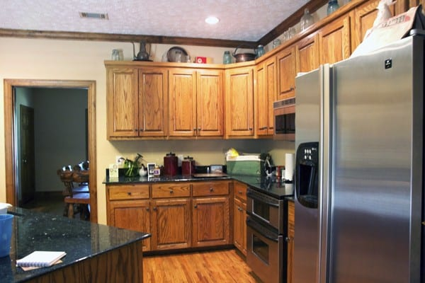 kay's house : the kitchen
