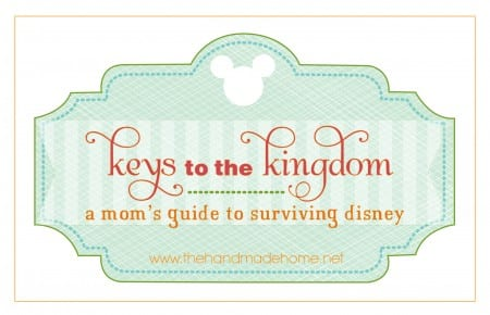 keys to the kingdom : epcot