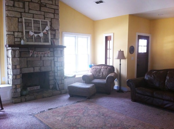 living room revamp : pam's space