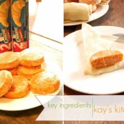 kay's kitchen : sweet potato dumplings