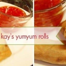 kay's kitchen : yumyum rolls