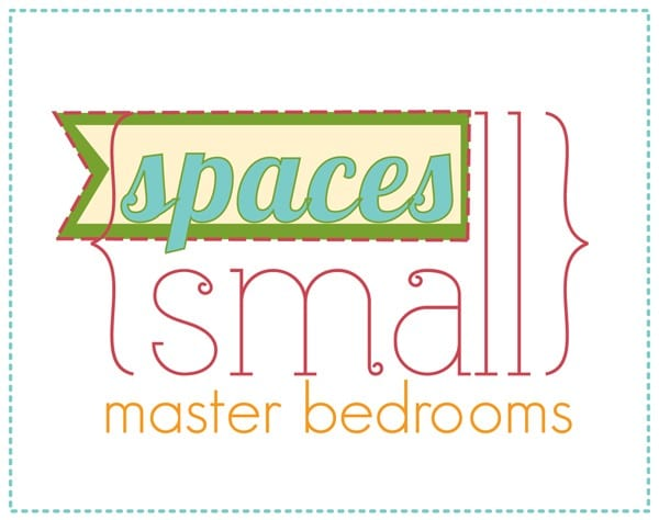 small spaces master bedrooms