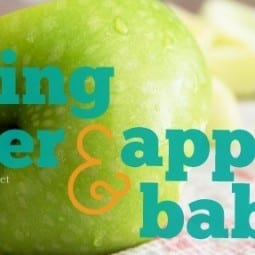 spring fever + apple babies