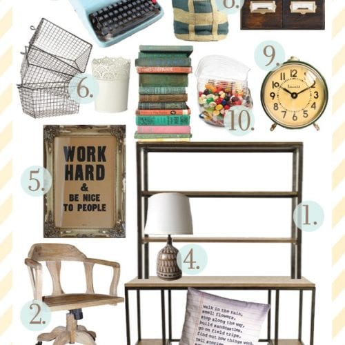 super small workspace ideas