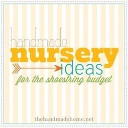 handmade nursery ideas : a diy lampshade