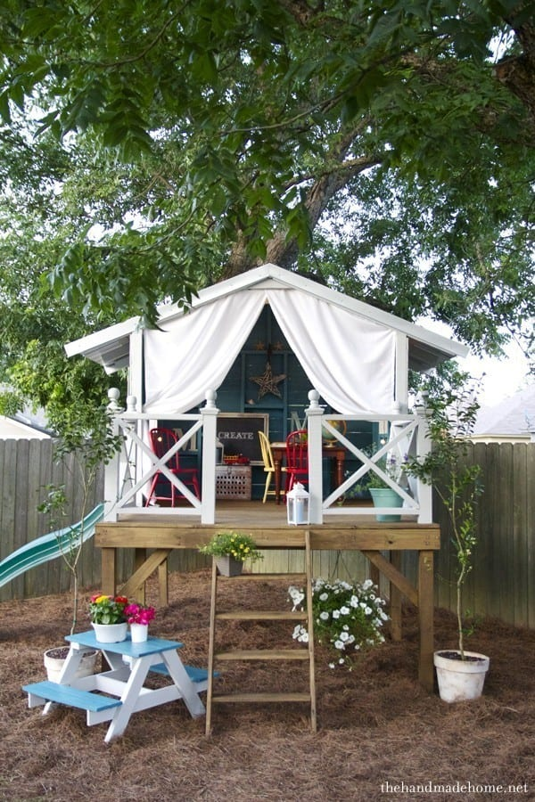 this - Easy Kids Tree House