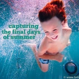 7 tips for water photos : capturing the final days of summer