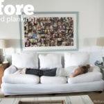 sofa policies + why I'll never go white again.
