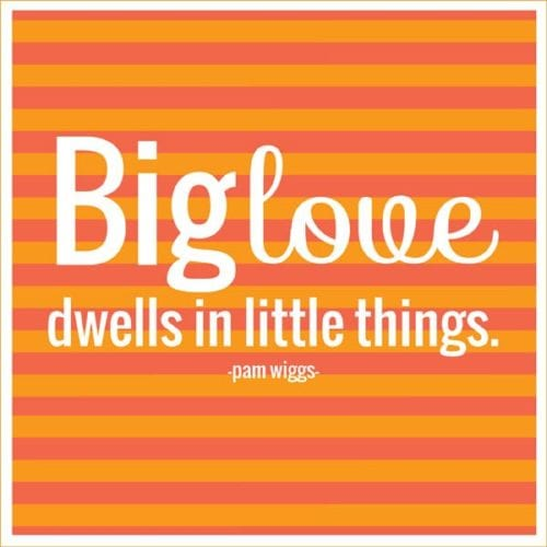 big love : there's an app for that