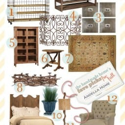 andella home : behind the business + some wonderful products for fall.
