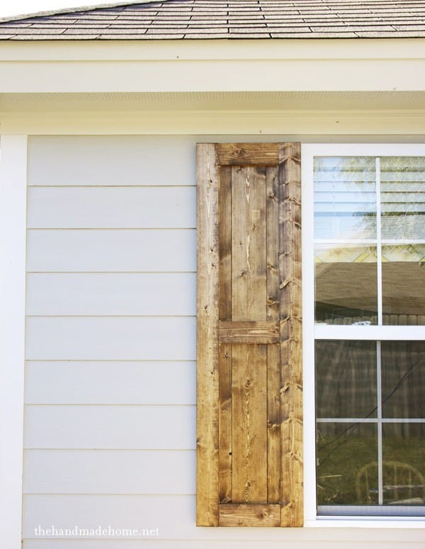 how to build shutters diy shutters
