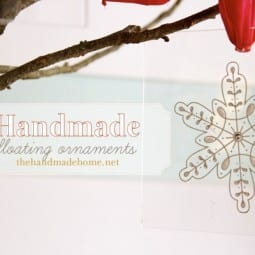 martha stewart crafts : handmade floating ornaments