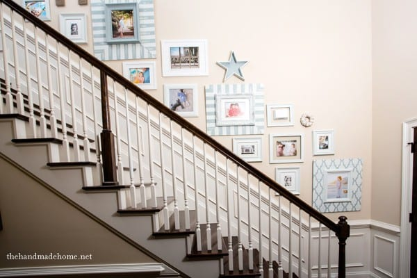 Handmade_gallery_frames Stairway