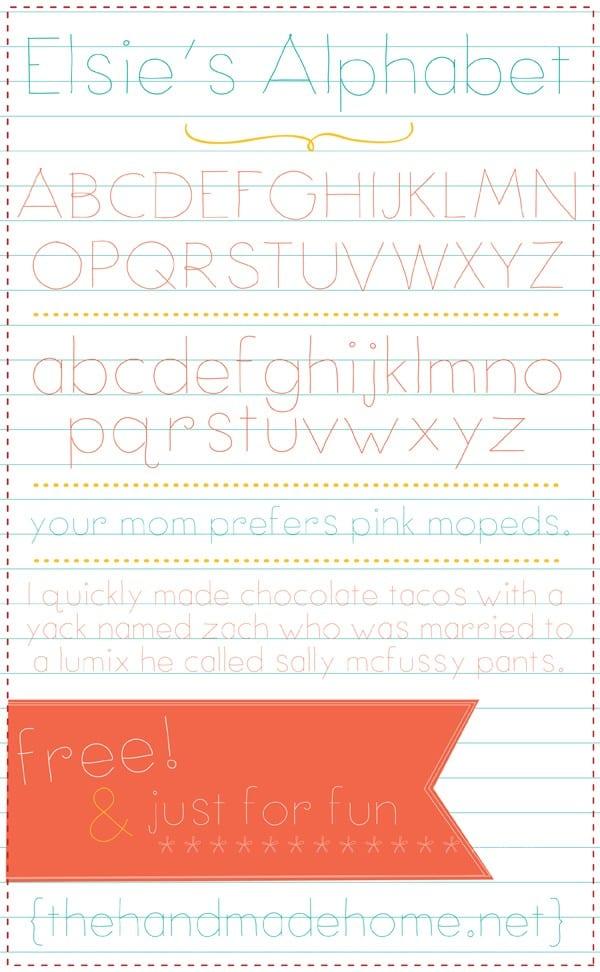 elsie's_alphabet