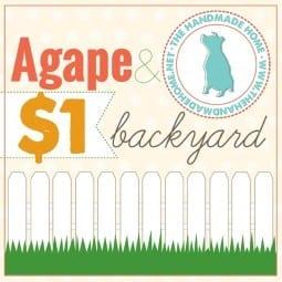$1 backyard