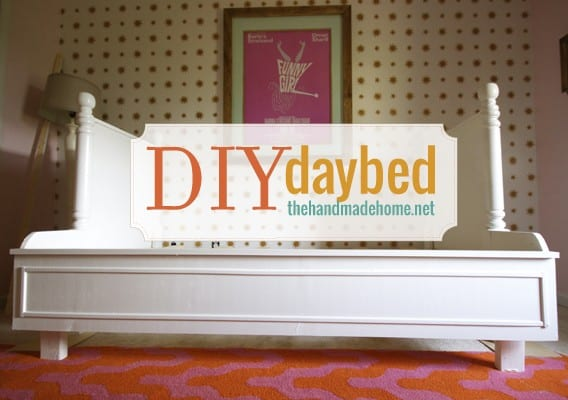 Diy Daybed