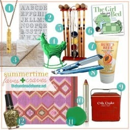 summertime faves + craves