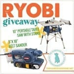 ryobi: a big fat giveaway