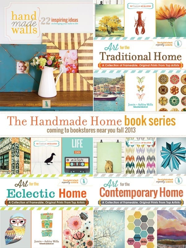 thehandmadehome_book_series