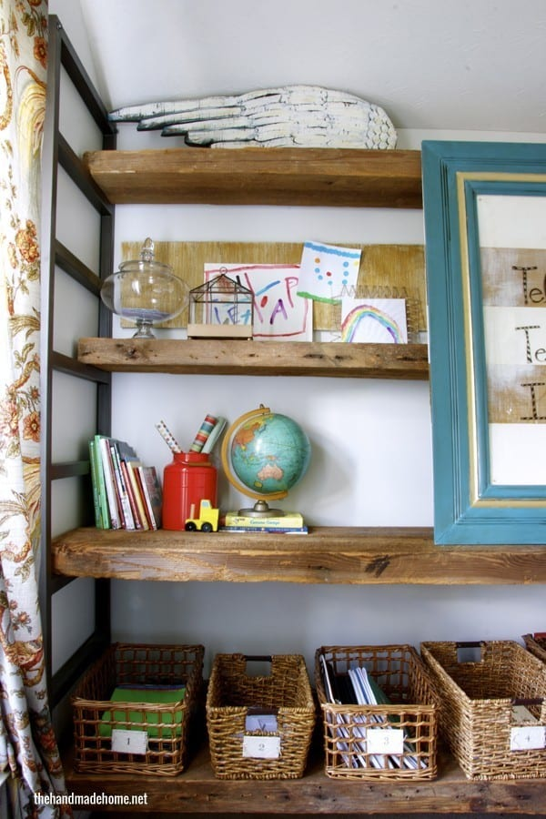 shelving_homeschool