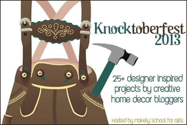 Knocktoberfest-Banner