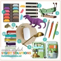 super stylish study solutions