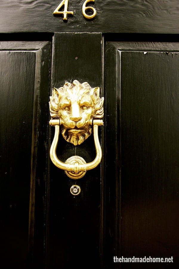 lion_door_knocker