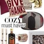 the Hunted Interior - Cozy Must Haves