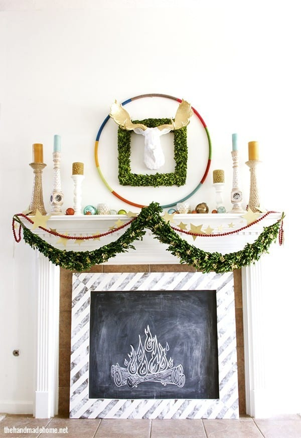 christmas_mantel
