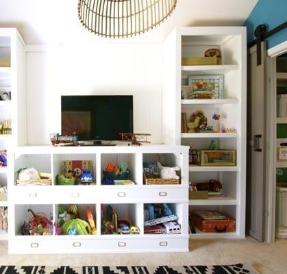 build your own bookshelf