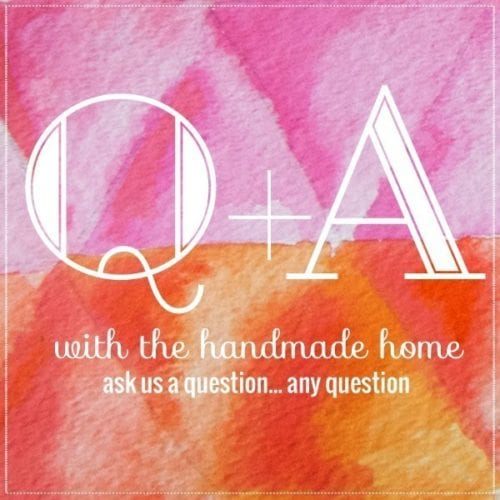 q + a day!