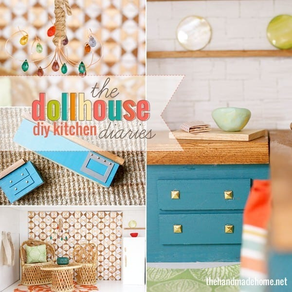 the_dollhouse_kitchen - Dollhouse Kitchen