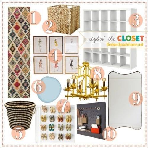 stylin' the closet