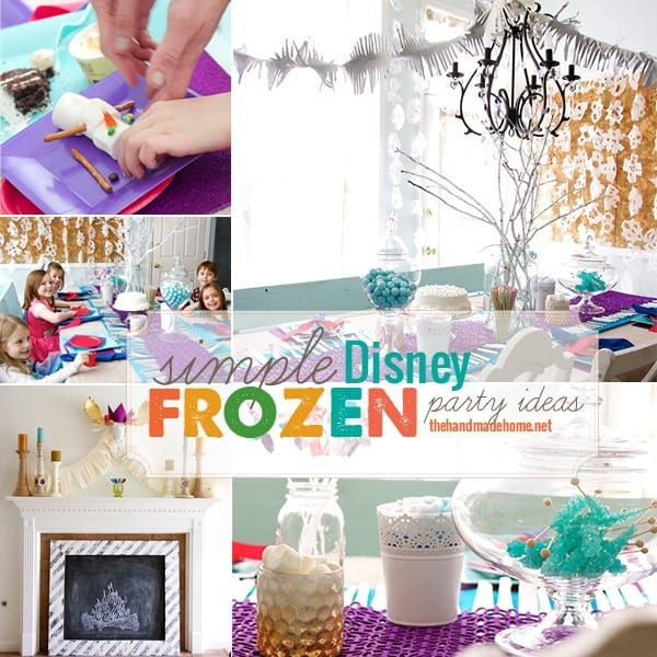 simple_frozen_party_ideas