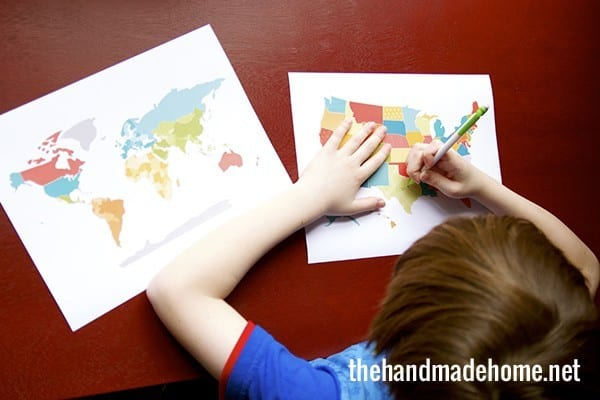 free_map_printables