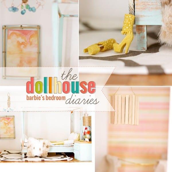 How To Build A Dollhouse Loft The Handmade Home