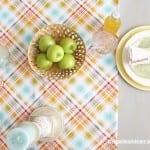 tips + tricks for an easy spring table {sale alert}